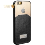 Противоударный чехол-накладка для iPhone 6S / 6 KEY, цвет темно-серый