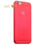 Пластиковый чехол-накладка для iPhone 6S / 6 SPIGEN SGP Air Skin (SGP11081)-Azalea Pink, цвет светло-розовый