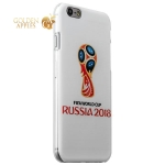 Чехол-накладка UV-print для iPhone 6s Plus / 6 Plus (5.5) пластик (спорт) Чемпионат мира тип 003