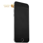 Защитное стекло для iPhone 6S Plus / 6 Plus iBacks Nanometer Tempered Glass with Glossy Surface (0.30 мм) Black, цвет черный