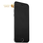 Защитное стекло для iPhone 6S Plus / 6 Plus iBacks Nanometer Tempered Glass with Scaled Pattern (0.30 мм) Black, цвет черный