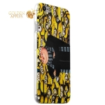 Чехол-накладка GA-Print для iPhone 6S / 6 Миньоны вид 5