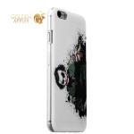 Чехол-накладка GA-Print для iPhone 6S / 6 Джокер / Joker вид 6