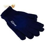Перчатки iGlove для емкостных дисплеев Темно-синие