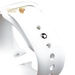Спортивный ремешок для Apple Watch (44 mm) COTEetCI W3 Sport Band (CS2086-WH), цвет белый