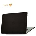 Чехол для Apple MacBook Pro Retina 15 BTA-Workshop матовый, цвет черный