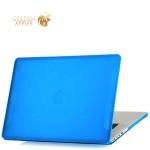 Чехол для Apple MacBook Retina 12 матовый, цвет синий