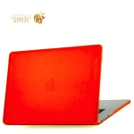 Чехол для Apple MacBook Air 11 BTA-Workshop матовый, цвет оранжевый
