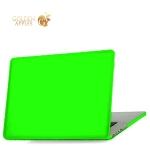 Чехол для Apple MacBook Air 11 BTA-Workshop матовый, цвет зеленый