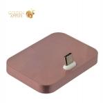 Док-станция Type-C универсальная, цвет розовое золото