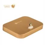 Док-станция MicroUSB COTEetCI Base11 Stand CS5013-CEG Gold, цвет золотистый