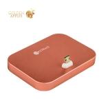Док-станция MicroUSB COTEetCI Base11 Stand CS5013-MRG Pink-gold, цвет розовое золото