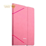 Чехол iBacks iFling VV Structure Leather Case for iPad Air 2 - Fish-scale Series (ip60102) Pink Розовый