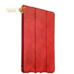 Чехол кожаный i-Carer для iPad Pro (9.7) Vintage Series (RID704red) Красный