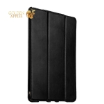 Кожаный чехол книжка для iPad Pro 9.7 iCarer Vintage Series, цвет черный