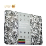 Чехол для Apple MacBook Retina 12 BTA-Workshop с рисунком вид 3 (цветы)