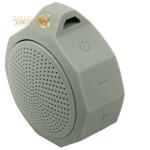 Портативная Bluetooth колонка COTEetCI SILICONE PORTABLE SPEAKER CS2305-GR, цвет серый