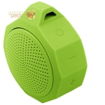 Портативная Bluetooth колонка COTEetCI SILICONE PORTABLE SPEAKER CS2305-GY, цвет зеленый