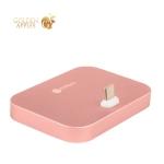 Док-станция Type-C COTEetCI Base10 Stand CS5012-MRG, цвет розовое золото