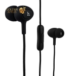 Вакуумные наушники вкладыши с микрофоном Hoco M3 Universal Earphone (1.2 м), цвет черный