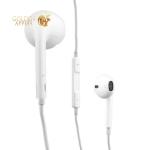 Наушники Hoco M1 Original Series Earphone для Apple с пультом управления Белые