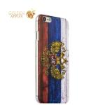 Чехол с рисунком для iPhone 6S / 6 GA-Print для iPhone 6S / 6 Флаг России вид 1
