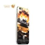 Чехол с рисунком для iPhone 6S / 6 GA-Print World of Tanks вид 1