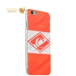 Чехол-накладка UV-print для iPhone 6s Plus / 6 Plus (5.5) пластик (спорт) ФК Спартак тип 004