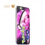 Чехол с рисунком для iPhone 6S / 6 GA-Print Pokemon GO вид 2