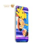 Чехол с рисунком для iPhone 6S / 6 GA-Print Pokemon GO вид 3