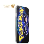Чехол-накладка UV-print для iPhone 6s Plus / 6 Plus (5.5) пластик (игры) Pokemon GO тип 004