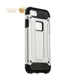 Противоударный чехол-накладка для iPhone 7 Amazing design, цвет серебристый