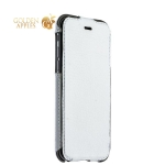 Чехол кожаный Valenta (C-1211) для iPhone 6S / 6 (4.7) Flip Classic Luxe с откидным верхом белый