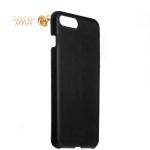 Чехол-накладка кожаный Valenta (C-1221) для iPhone 7 Plus (5.5) Back Cover Classic Style черный