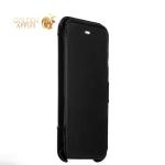 Кожаный чехол-книжка для iPhone 8 Valenta Booklet Classic Style, цвет черный