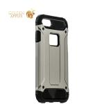 Противоударный чехол-накладка для iPhone 8 Amazing design, цвет серый