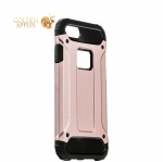 Накладка Amazing design противоударная для iPhone 7 (4.7) Розововое золото