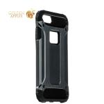 Противоударный чехол-накладка для iPhone 8 Amazing design, цвет черный оникс