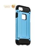 Противоударный чехол-накладка для iPhone 8 Amazing design, цвет голубой