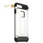 Противоударный чехол-накладка для iPhone 8 Plus Amazing design, цвет серебристый