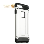 Накладка Amazing design противоударная для iPhone 7 Plus (5.5) Серебристая