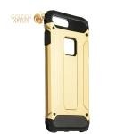 Противоударный чехол-накладка для iPhone 8 Plus Amazing design, цвет золотистый