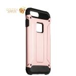 Противоударный чехол-накладка для iPhone 8 Plus Amazing design, цвет розовое золото