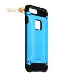 Противоударный чехол-накладка для iPhone 8 Plus Amazing design, цвет голубой