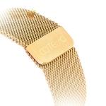 Ремешок из нержавеющей стали для Apple Watch (42 mm) COTEetCI W6 MAGNET Band (WH5203-MRG), цвет розовое-золото