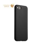 Чехол-накладка силиконовый COTEetCI Silicone Case для iPhone SE (2020г.) CS7017-BK Черный