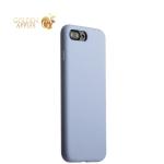 Силиконовый чехол-накладка для iPhone 8 Plus COTEetCI Silicone Case (CS7018-LC), цвет сиреневый