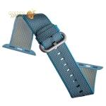 Нейлоновый ремешок для Apple Watch (38 mm) COTEetCI W11 NYLON BAND (WH5213-BL-38) Sky Blue, цвет небесно-голубой