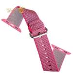 Нейлоновый ремешок для Apple Watch (44 mm) COTEetCI W11 NYLON BAND (WH5215-PK-42) Pink, цвет розовый