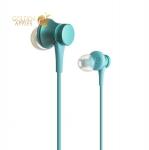 Наушники Xiaomi Mi Refreshed Piston Earphone (Pure version) с микрофоном (ZBW4358TY) Blue Голубые ORIGINAL
